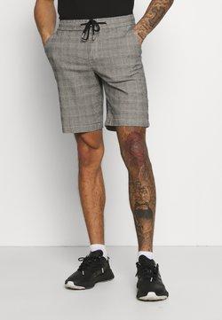 Redefined Rebel - BROOKS - Shorts - grey mustard