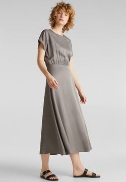 Esprit Collection - Freizeitkleid - gunmetal
