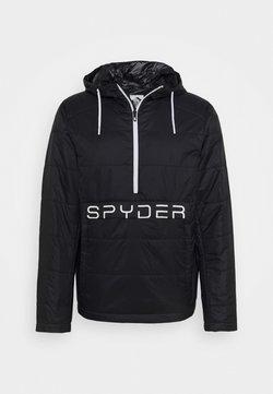 Spyder - GLISSADE ANORAK - Snowboardjacke - black