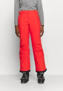 Columbia - KICK TURNER INSULATED PANT - Talvihousut - bold orange
