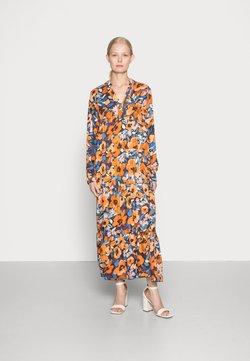 Emily van den Bergh - Freizeitkleid - black orange