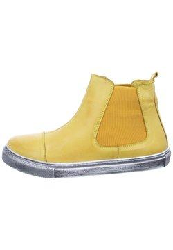 BOXX - Stiefelette - gelb
