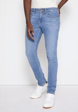 TOM TAILOR DENIM - CULVER - Jeans Skinny Fit - heavy blue