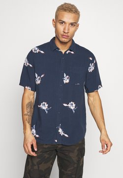 Cotton On - SPACED FLORAL - Skjorter - navy