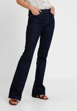 GAP - BOOT - Bootcut jeans - dark rinse