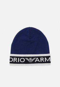 Emporio Armani - UNISEX - Mütze - dark blue