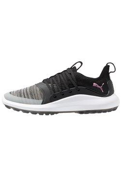 Puma Golf - IGNITE NXT SOLELACE - Golfschoenen - black/metallic pink