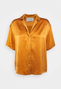 ASCENO - THE PRAGUE - Nachtwäsche Shirt - caramel