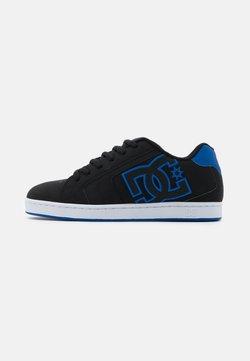 DC Shoes - NET - Skateschuh - black/royal