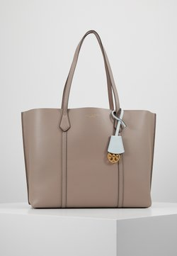 Tory Burch - PERRY TRIPLE COMPARTMENT TOTE - Torba na zakupy - gray heron