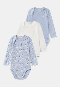 Benetton - 3 PACK - Body - blue