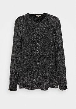 edc by Esprit - BLOUSE - Bluse - black