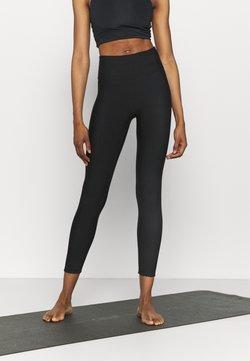 Cotton On Body - REVERSIBLE 7/8 - Collants - black