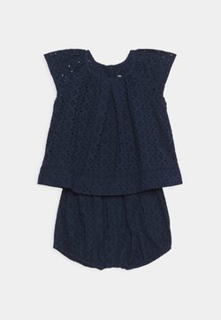 Polo Ralph Lauren - EYELET SET - Top - french navy