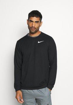 Nike Performance - DRY CREW - Collegepaita - black