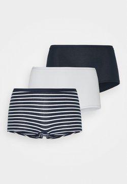 Lindex - CARIN BOXER HIGH 3 PACK - Panties - navy