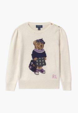 Polo Ralph Lauren - BEAR - Trui - clubhouse cream