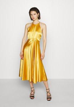 Samsøe Samsøe - RHEA DRESS - Cocktailkleid/festliches Kleid - mineral yellow