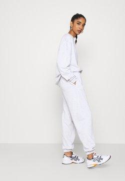 Topshop - SET - Sweatshirt - grey marl