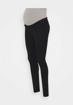 MAMALICIOUS - MLALBA - Leggings - black