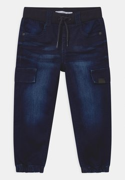 Name it - NMMBOB - Relaxed fit jeans - dark blue denim