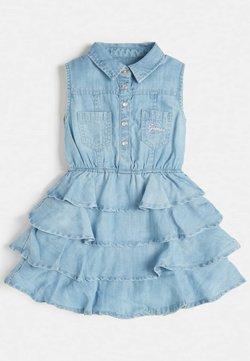 Guess - Jeanskleid - blau