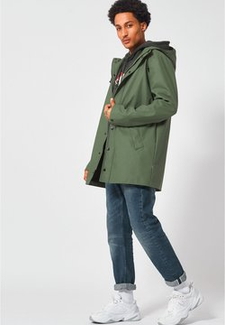 America Today - AMERICA TODAY  - Parka - green