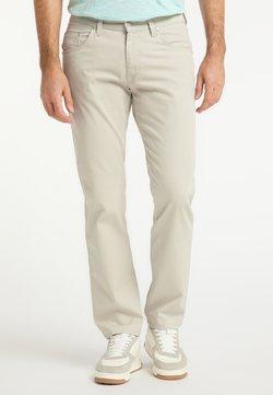 Pioneer Authentic Jeans - RANDO AUTHENTIC LINE - Straight leg jeans - beige