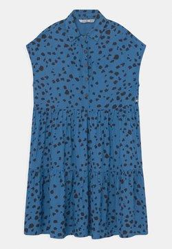 Tiffosi - JEANES - Blusenkleid - blue