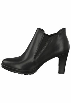 Tamaris - STIEFELETTE - Ankle Boot - black
