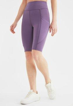 Trendyol - Shorts - purple