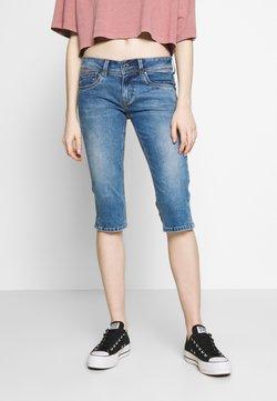 Pepe Jeans - SATURN  - Jeans Shorts - blue denim