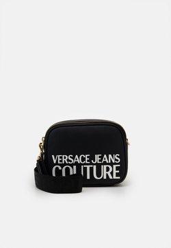 Versace Jeans Couture - CAMERA BAG  - Olkalaukku - nero