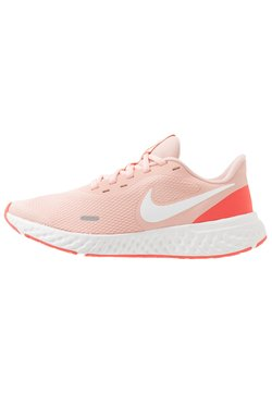 Nike Performance - Zapatillas de running neutras - washed coral/summit white/magic ember