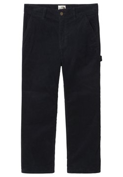The North Face - W BERKELEY CORDUROY PANT - Kangashousut - aviator navy
