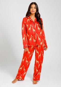 Chelsea Peers - SET - Pyjama - red