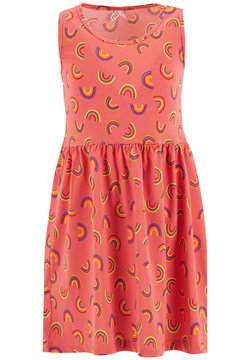 DeFacto - Jerseykleid - red