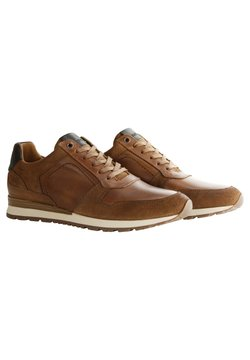 Travelin - WELTON - Sneaker low - cognac