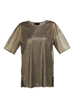 faina - Tunika - schwarz gold