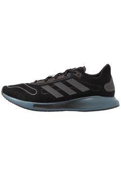 adidas Performance - GALAXAR RUN - Zapatillas de running neutras - core black/blue