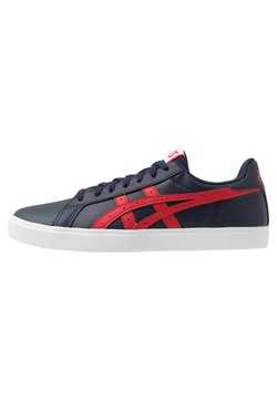 ASICS SportStyle - CLASSIC CT - Sneaker low - midnight/classic red