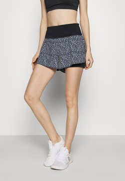 Cotton On Body - HIGHWAIST RUNNING SHORT - Urheilushortsit - navy