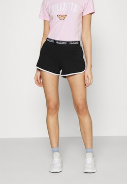 Hollister Co. - CHAIN LOGO - Shorts - black