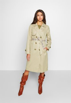 ONLY - ONLADDIE - Trenchcoat - feather gray