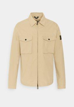 Calvin Klein Tailored - LIGHT JACKET - Lett jakke - travertine
