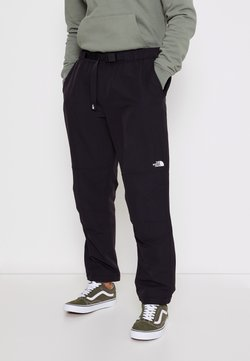 The North Face - EXPLORATION CONVERTIBLE PANT - Outdoor-Hose - black