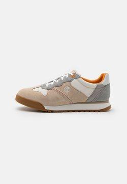 Timberland - MIAMI COAST - Sneakersy niskie - light beige