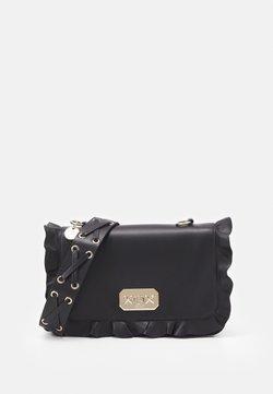 Red V - SHOULDER BAG - Handtasche - nero