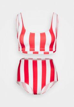 Monki - NILLA - Bikini - red medium