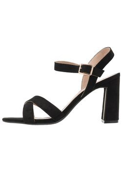 Dorothy Perkins - SELENA BLOCK  - Sandaletter - black